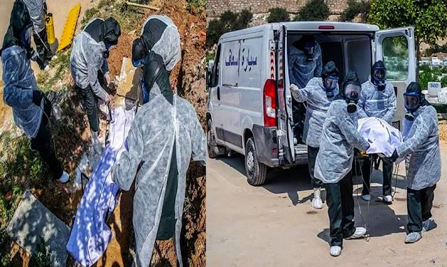 جندوبة: وفاة مريضين مصابين بفيروس كورونا