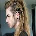 20 tranças simples e penteados popolares
