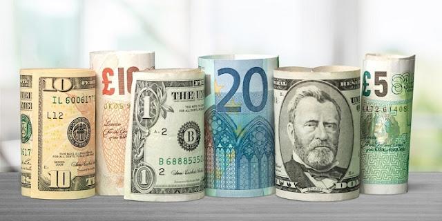 أسعار صرف العملات فى اليمن اليوم الإثنين 11/1/2021 مقابل الدولار واليورو والجنيه الإسترلينى