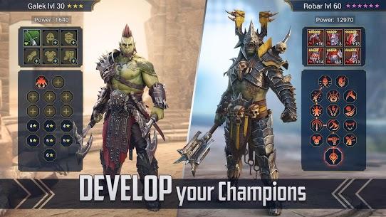تحميل لعبة RAID: Shadow Legends مهكرة للاندرويد
