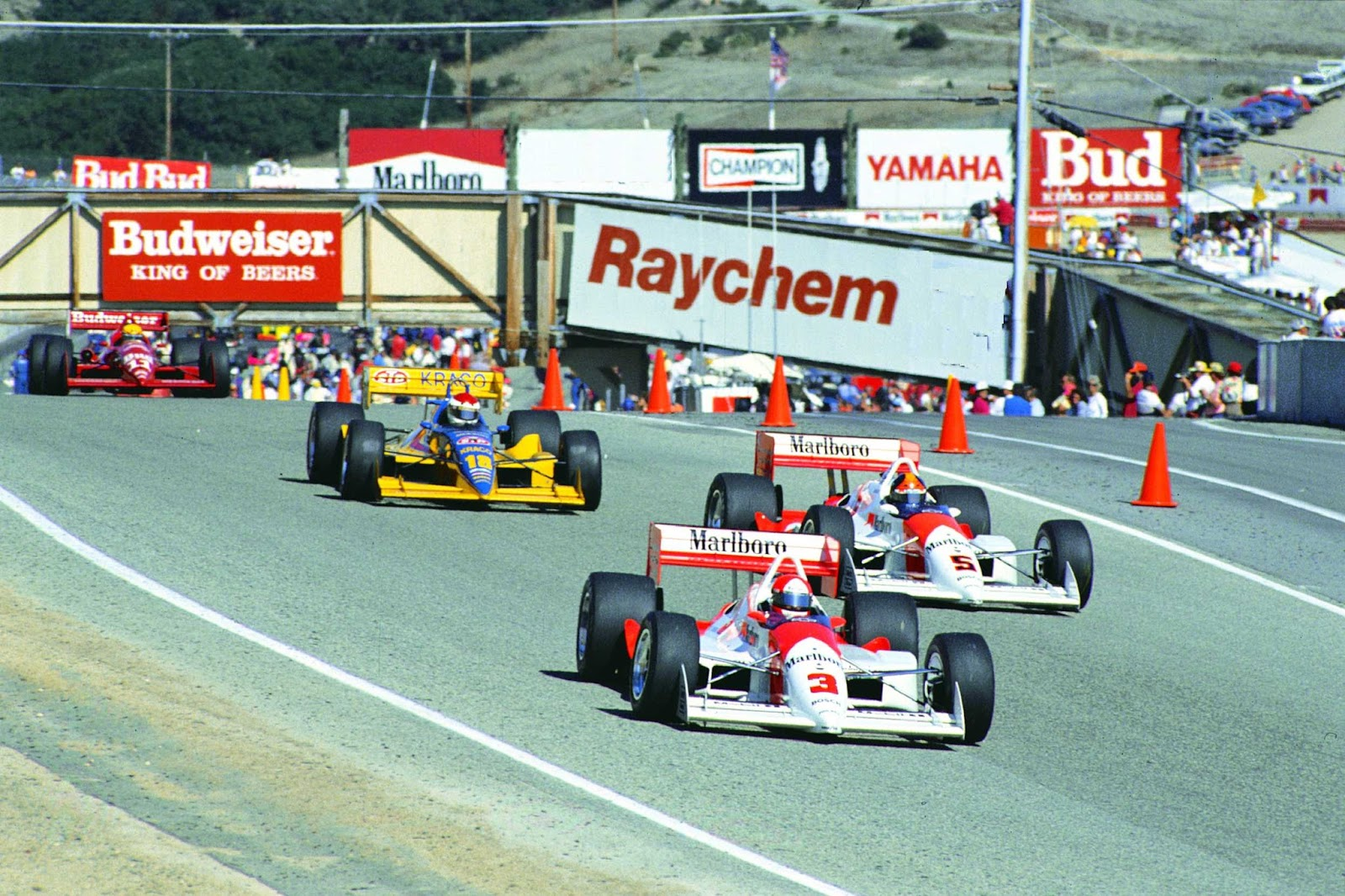 Indy at Laguna Seca - TheGentlemanRacer.com