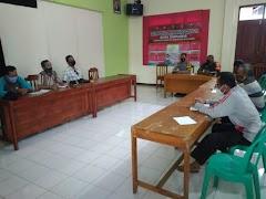 Koramil 14/Gumelar Hadiri Rapat Pembahasan Harga Pupuk Bersubsidi Untuk Petani