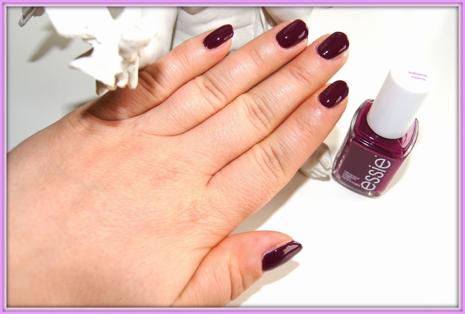 beau ty pe review essie nail lacquer 44 bahama mama. Black Bedroom Furniture Sets. Home Design Ideas