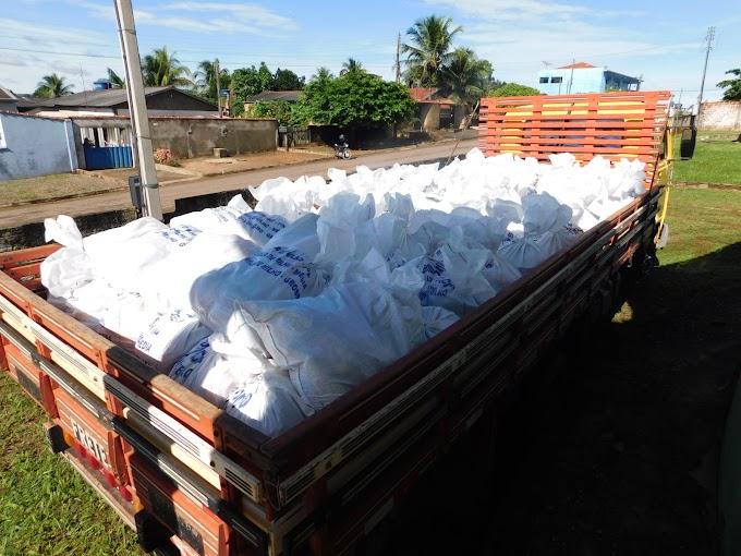 Alta Floresta: Devido ao COVID-19, Secretaria de Assistência Social está realizando entregas de cestas básicas para famílias em vulnerabilidade social
