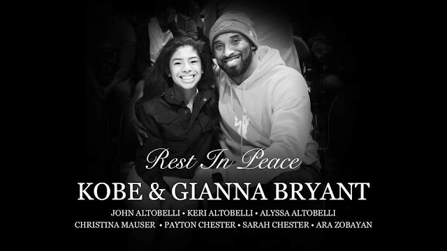 rest in peace kobe and gigi wallpaper