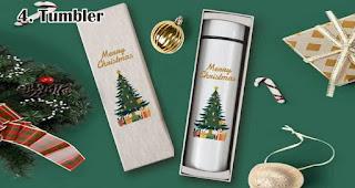 Tumbler merupakan salah satu souvenir natal terfavorit