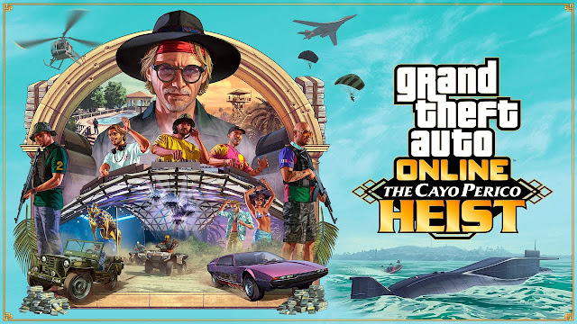 تحديث جديد يطرأ على GTA Online موعد التحديث
