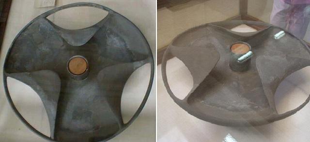Ο δίσκος Sabu ειναι μέρος ενός μηχανήματος πριν από 5000 χρόνια;