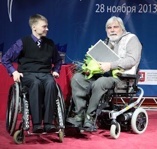 Игорь Гундеров и Лев Индолев