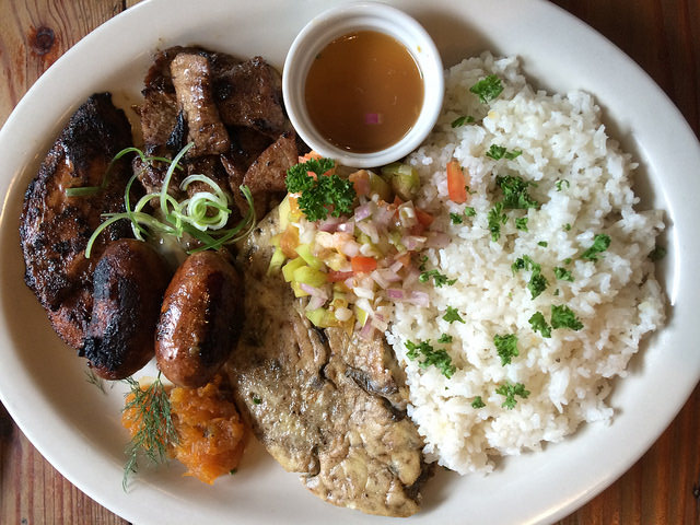 Filipino Platter