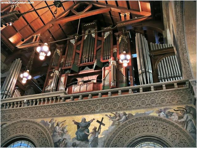 Órganos Stanford Memorial Church