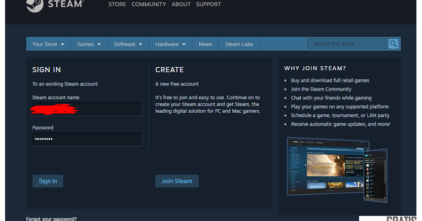 Free steam accounts with call of duty