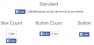 How i Can Put Facebook Like Button in Blogger Post