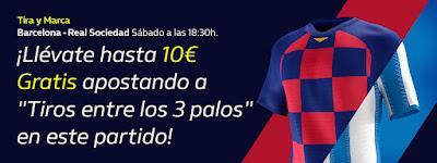 william hill promocion Barcelona vs Real Sociedad 7 marzo 2020