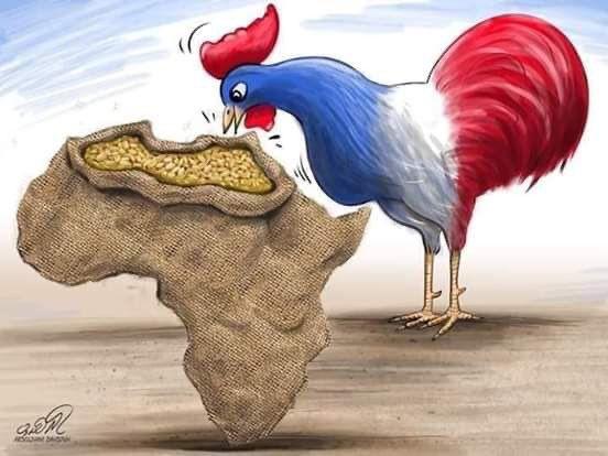 Arpalığa Çevrilmiş Afrika