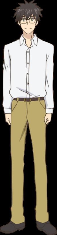 Render Inuzuka Kouhei