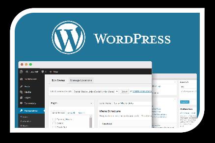 كيفية استخدام نظام WordPress وبناء موقع تجار