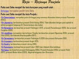 Sejarah Kerajaan Kediri (Panjalu) Beserta Penjelasannya Terlengkap