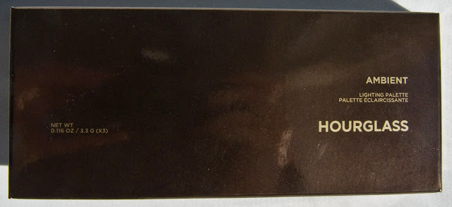 Hourglass Ambient Lighting Palette Box