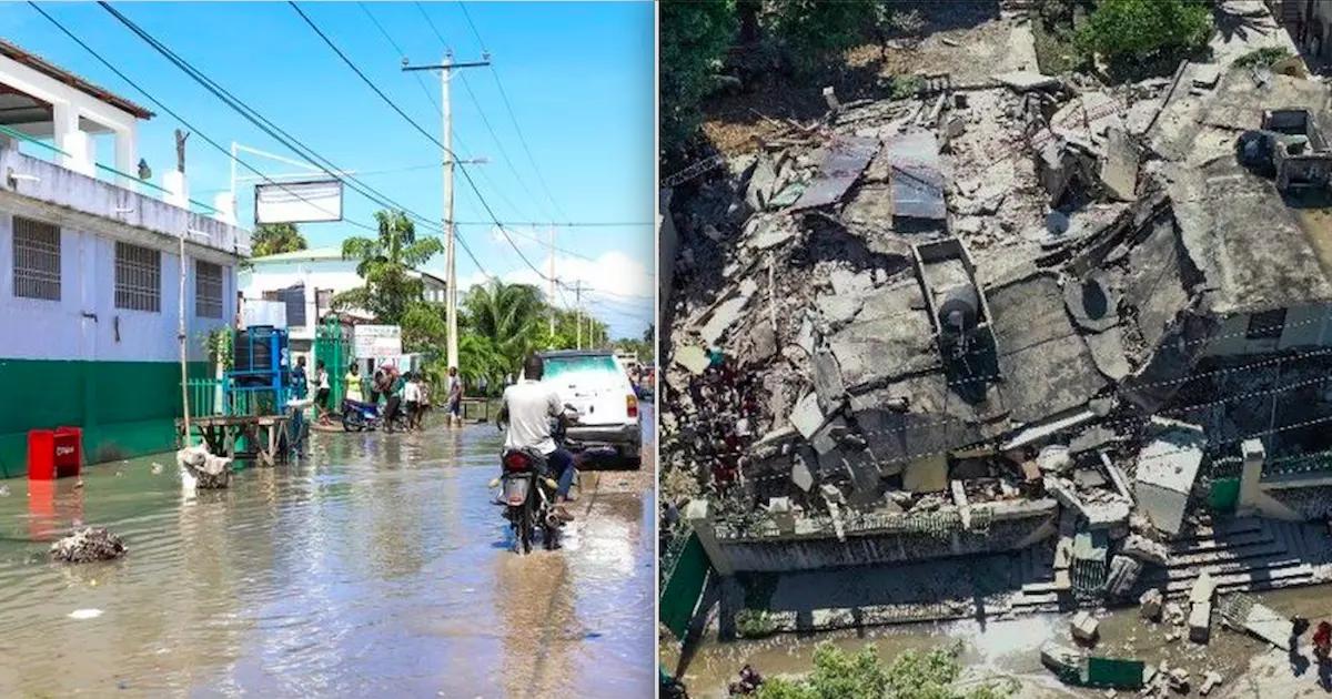 7.2-Magnitude Earthquake Strikes Haiti Killing Over 300 And Injuring Over 1,800