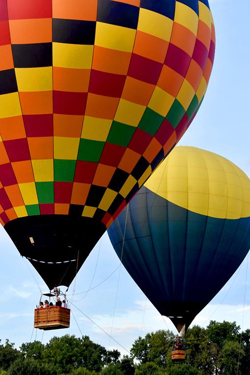 Atlanta Balloon Glow   Piedmont Park   Photo: Travis Swann Taylor