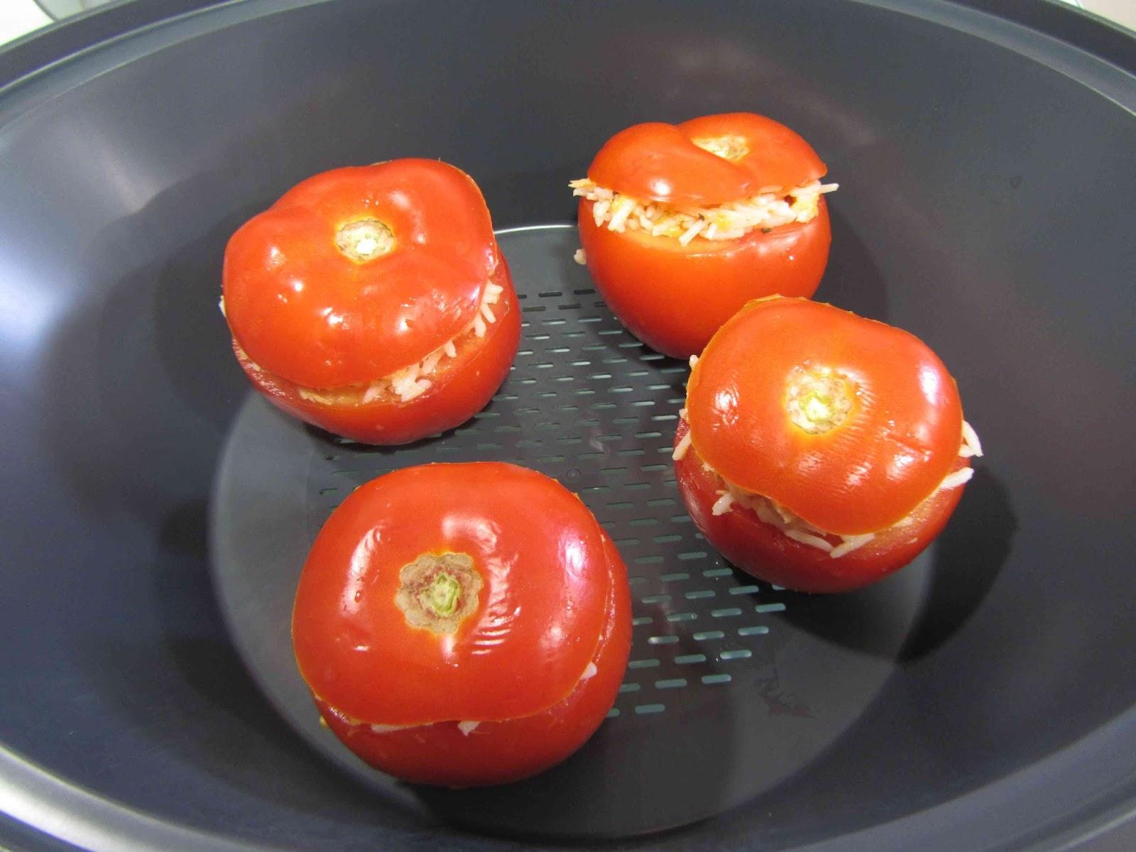 arroz con atun tomate y queso