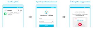 KidsGuard Pro For Android, Aplikasi Sadap Whatsapp Tanpa Ketahuan