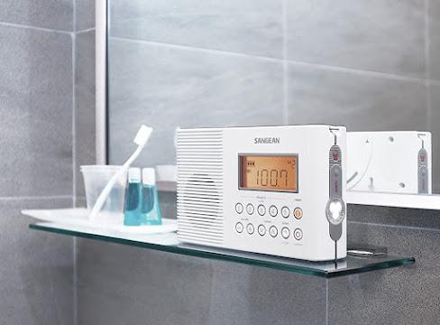 Waterproof Portable Severe Weather Alert Radio