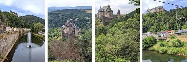 Making the most of a Luxembourg Card: Vianden and Vianden Castle