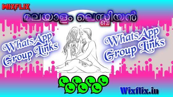 Malayalam Lesbo(Lesbian) Whatsapp Group Links