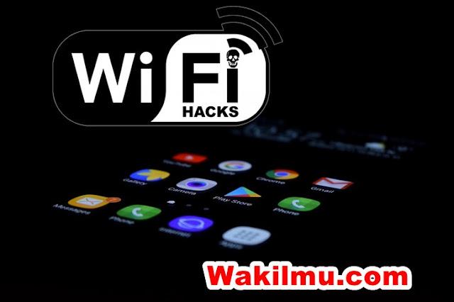 cara bobol wifi indihome dengan android