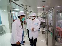 Erick Thohir Pastikan Bio Farma Siap Produksi 250 Juta Dosis Vaksin Covid-19 per tahun di Akhir Tahun 2020
