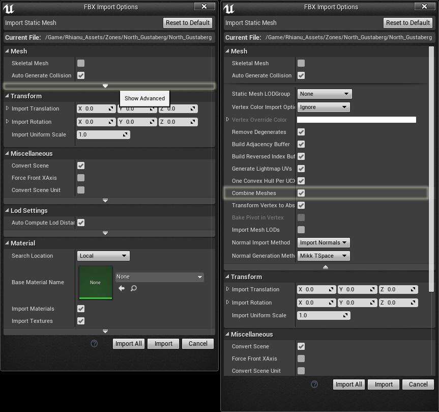 FFXI Modding: Quick Start Guide: Importing FFXI zones into