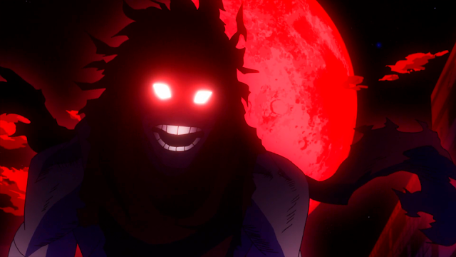 Stain's Rage Moment
