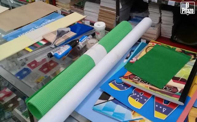 Más de 80% disminuyen ventas de útiles escolares en Guárico