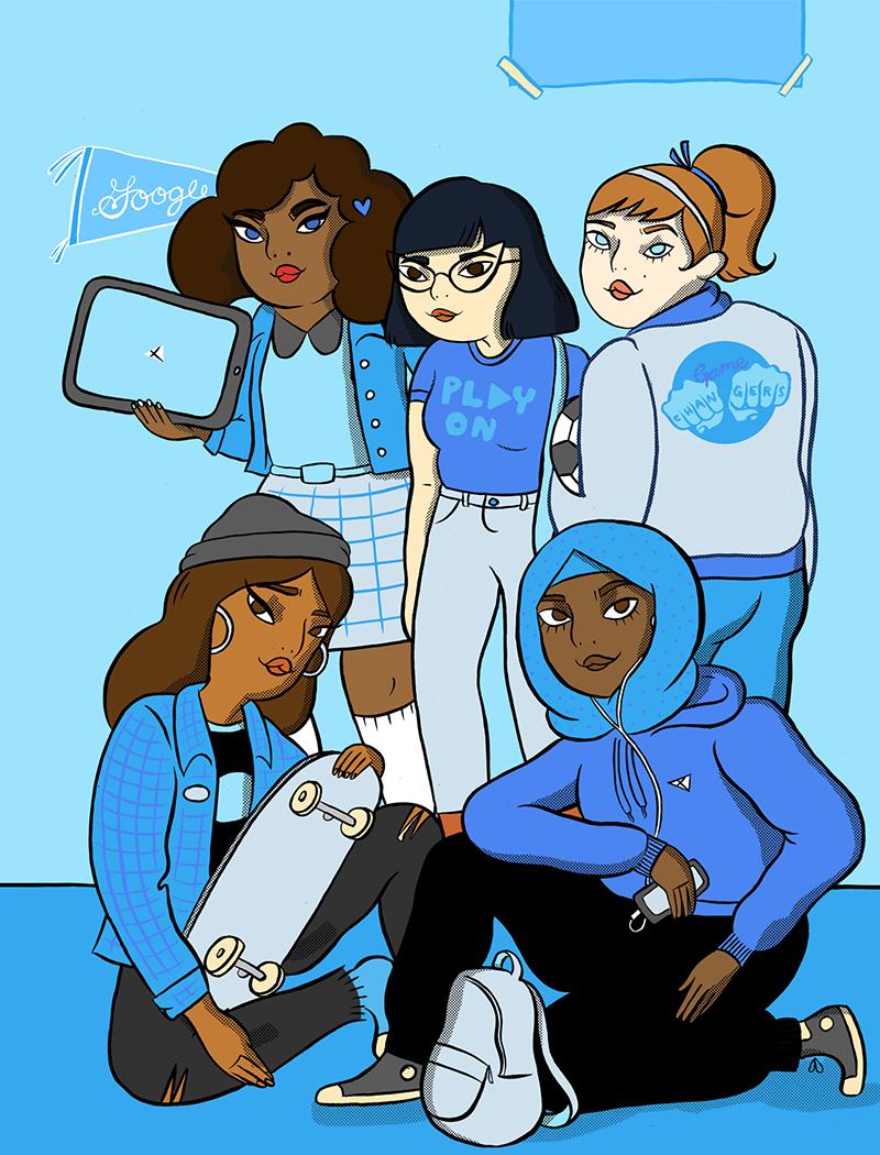 """girls - """"Desafio Change the Game"""": 3.000 de inscrições e um importante passo para a diversidade no mundo dos games"""