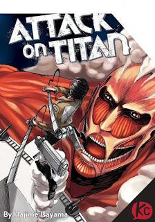 Baca Manga Shingeki no Kyojin Full Sub Indo