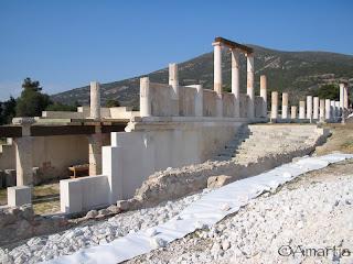 Epidaure Argolide Peloponnèse Grèce