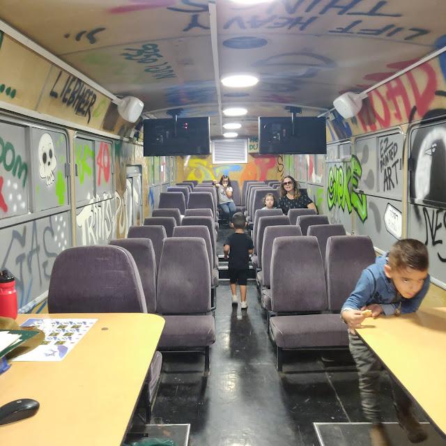 האוטובוס במוזיאון התובלה רמלה