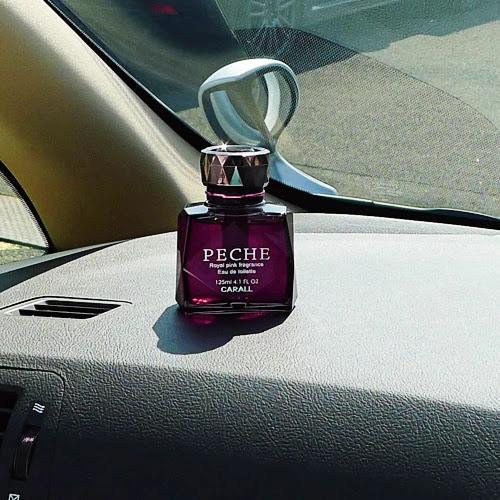 nước hoa ô tô carall