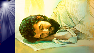 Anjo aparce a José em sonho