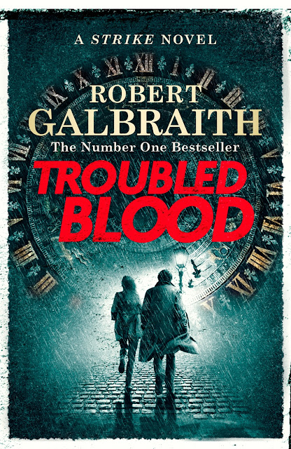 'Troubled Blood': Novo livro de Robert Galbraith tem capa e sinopse divulgadas | Ordem da Fênix Brasileira