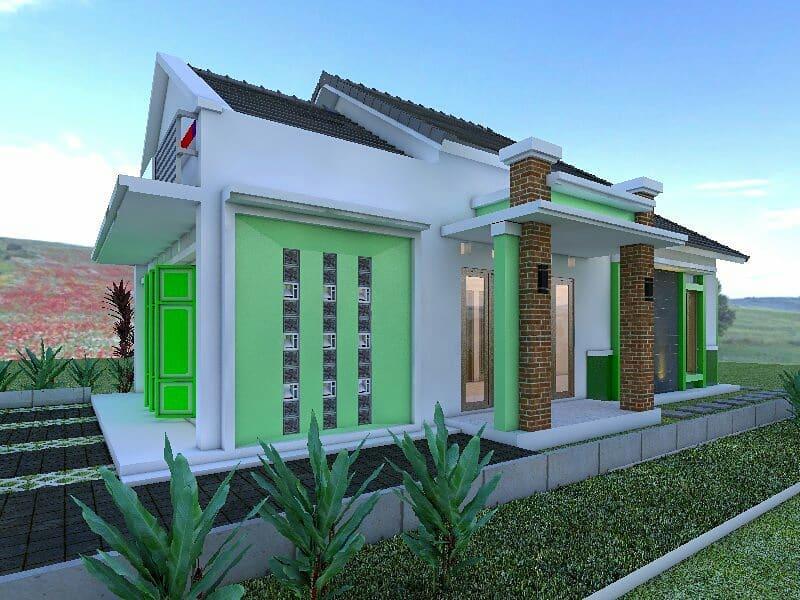 Kumpulan Desain Rumah dan Toko Terbaru Yang Elegan ...