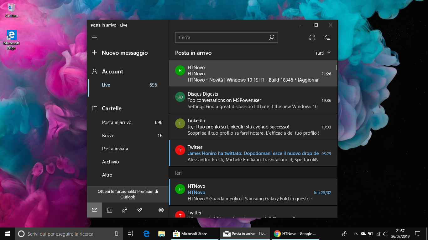 Posta-aggiornamento-Windows-10