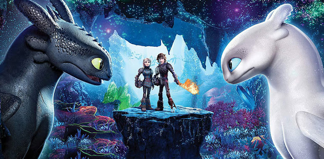 How to Train Your Dragon The Hidden World (2019)  bdjobss