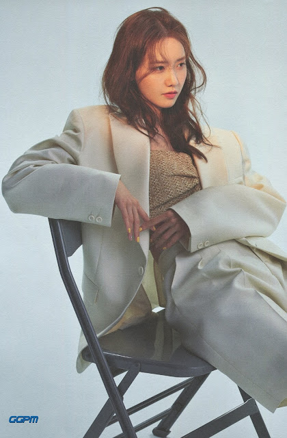 SNSD Yoona Big Issue Pictures