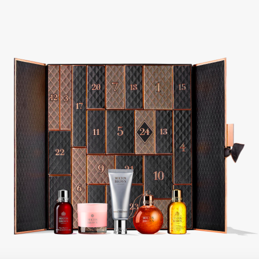 molton brown beauty advent calendar