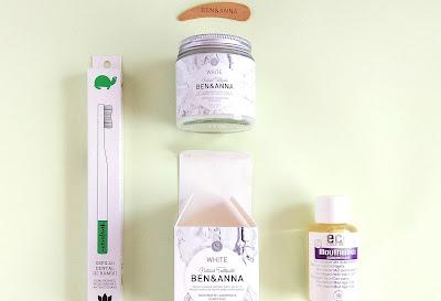 Higiene dental sin residuos plásticos | NaturBrush BEN & ANNA y EcoCosmetics