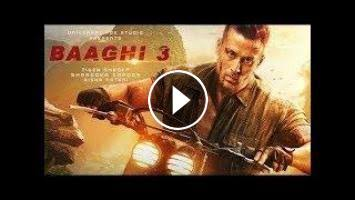 Baaghi 3 Full Movie Download 720p & Leaked By Thamilrockers