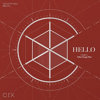 [MiniAlbum] CIX - CIX 2nd EP Album 'HELLO' Chapter 2. Hello, Strange Place MP3 full zip rar 320kbps